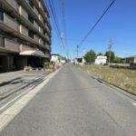 前面道路2021年4月(外観)
